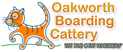 Oakworth Boardingf Cattery Logo